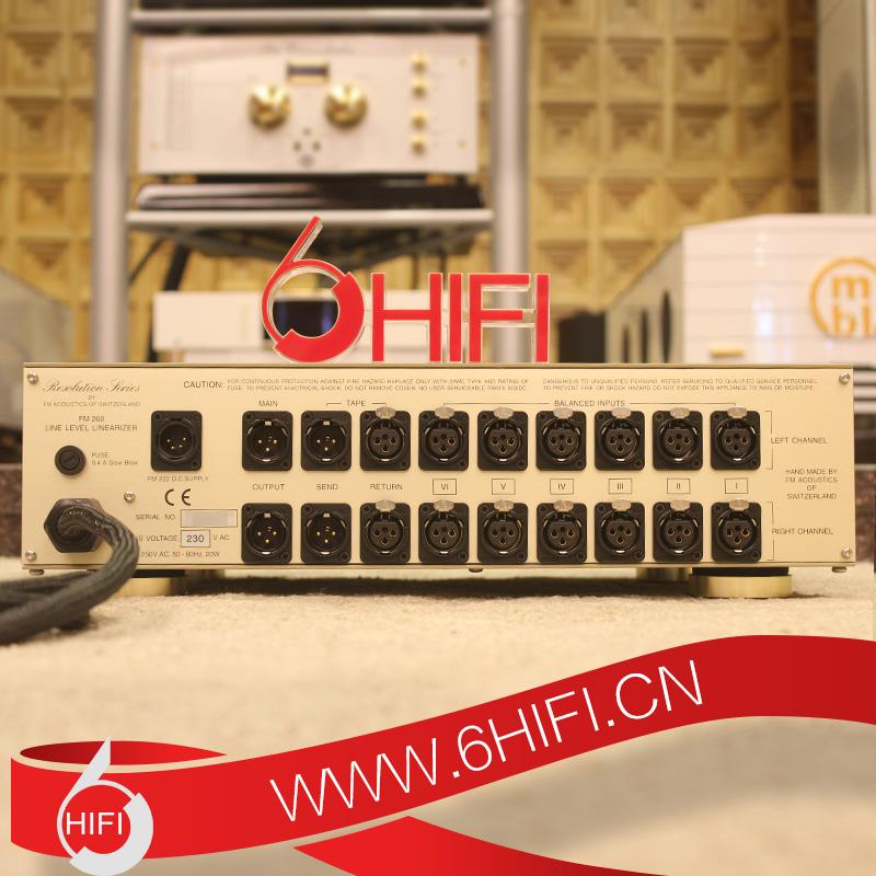 qq影音播_FM Acoustics 268 前级 HIFI功放【精品再现】,汇聚Hi-End影音,发烧从6HIFI ...