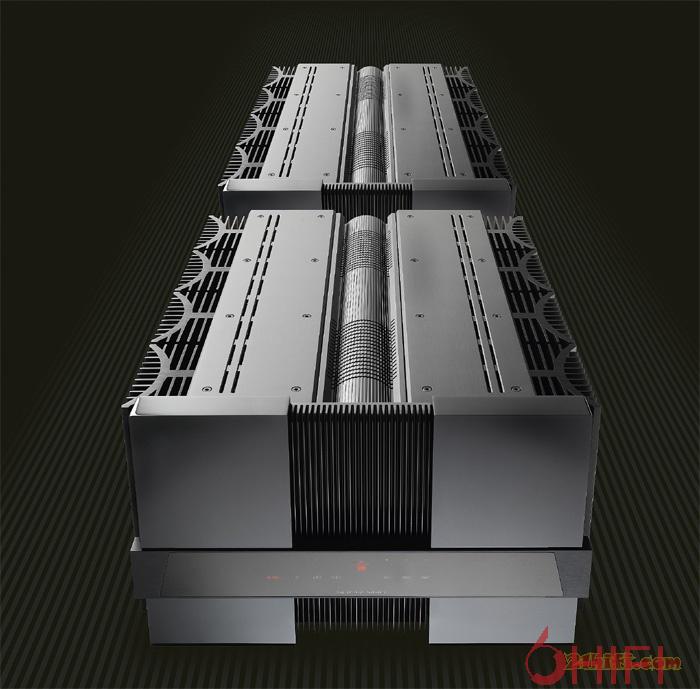 贵丰mephisto solo旗舰单声道后级功放,是名副其实的发电厂,两组超