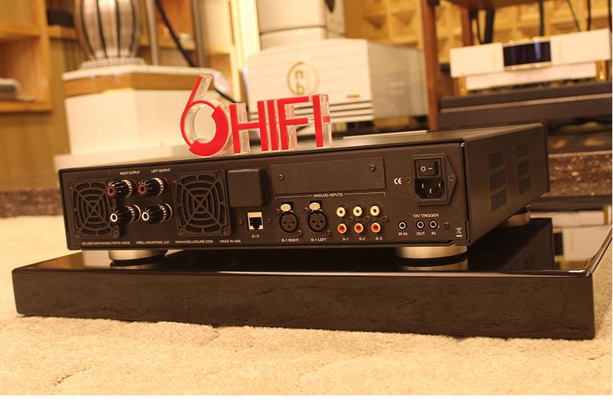 美国 奇力Krell Vanguard 合并机,奇力 Vanguard,Krell Vanguard,奇力合并机,音响发烧站,hifi论坛,hifi音响