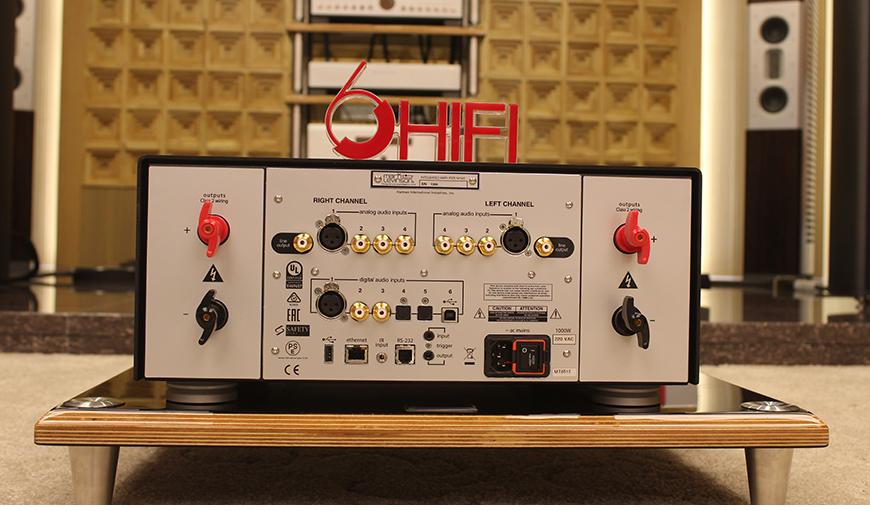 美国 马克莱文森Mark Levinson No.585 合并机,马克莱文森 No.585,Mark Levinson No.585,马克莱文森合并机,音响发烧站,hifi论坛,hifi音响