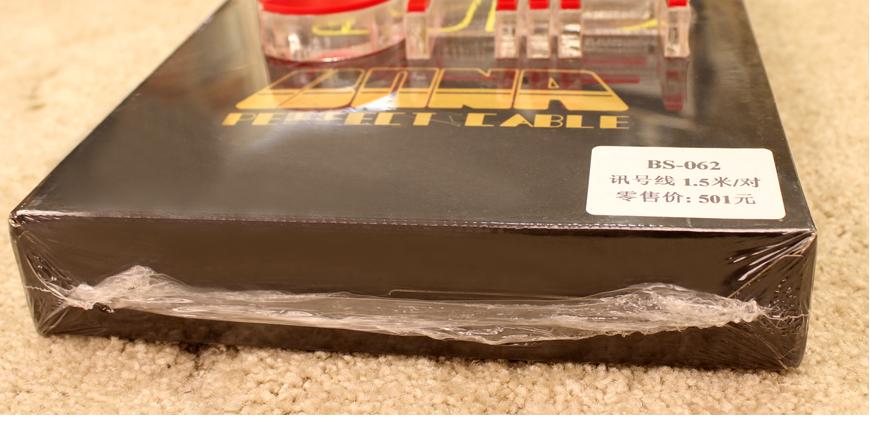 台湾 宝韵Bona BS-062 音频信号线,宝韵 BS-062,Bona BS-062,宝韵信号线,Bona信号线,音响发烧站,hifi论坛,hifi音响