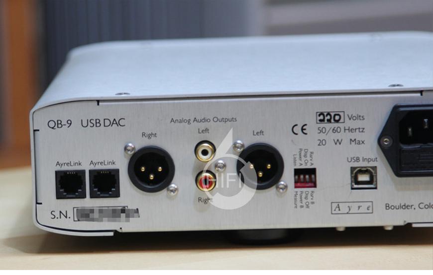 艺雅QB-9,Ayre QB-9,艺雅解码器
