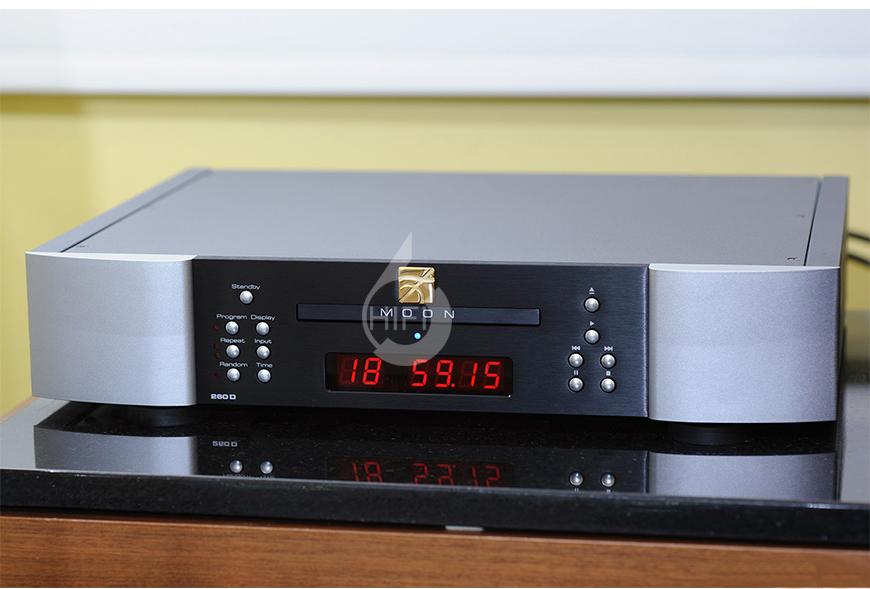 惊雷 Moon Neo 260D,Simaudio Moon Neo 260D,惊雷CD播放器
