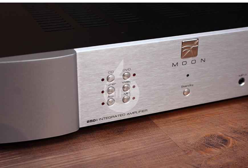 惊雷 Moon Neo 250i,Simaudio Moon Neo 250i,惊雷合并机