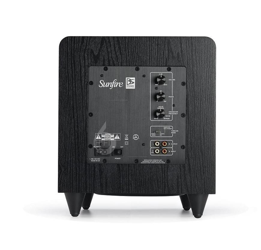 骄阳 SDS 10,Sunfire SDS 10,骄阳有源低音炮