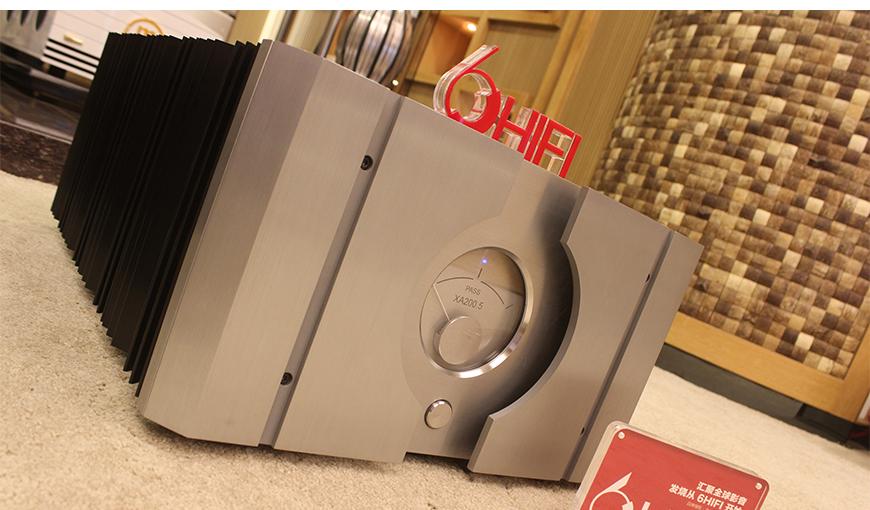 柏思 XA200.5,Pass Labs XA200.5,柏思单声道后级