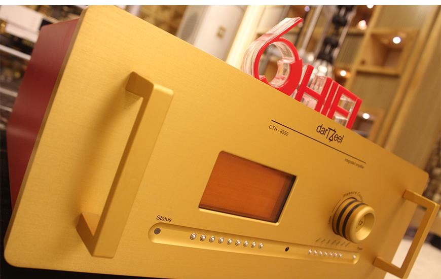 达声 CTH-8550,DarTZeel CTH-8550,达声合并功放