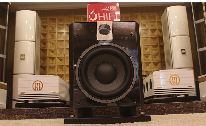 劲浪 Chorus SW 800V,Focal-JMlab Chorus SW 800V,劲浪低音炮