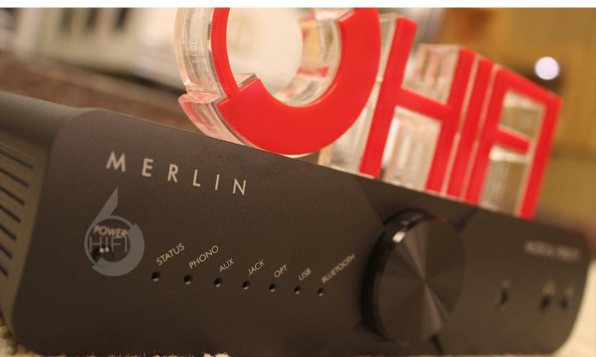 音乐传真 Merlin 1,Musical Fidelity Merlin 1,音乐传真梅林组合