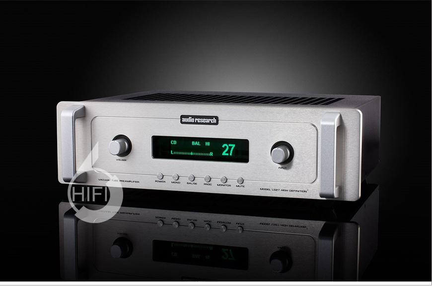ARC LS27,Audio Research LS27,ARC前级功放
