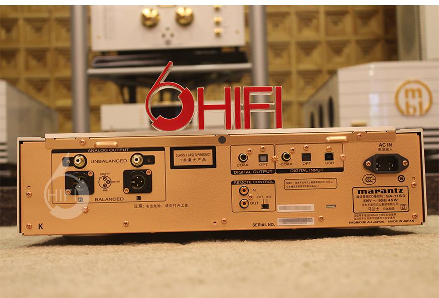 马兰士SA-11S3,Marantz SA-11S3,马兰士CD机