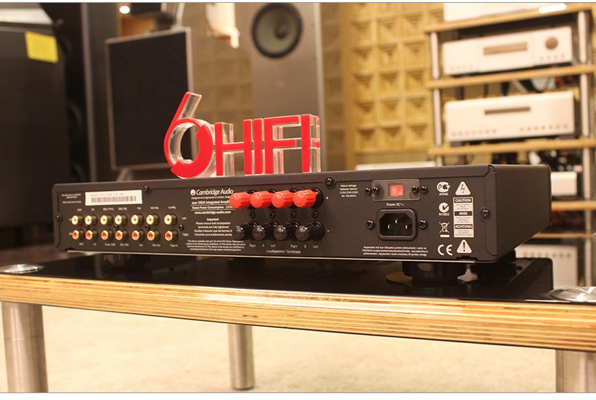 剑桥Azur 350A,Cambridga Audio Azur 350A,剑桥合并机