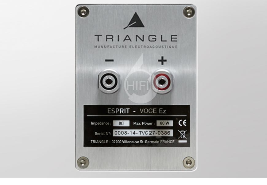 三角 Voce EZ 艾斯,Triangle Esprit Voce EZ,三角中置音箱