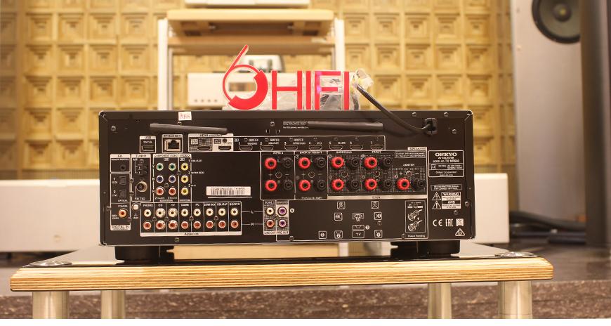 安桥TX-NR 646,Onkyo TX-NR 646,安桥AV功放