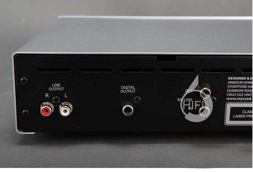 美丽安Z210,Myryad Z210,美丽安CD机