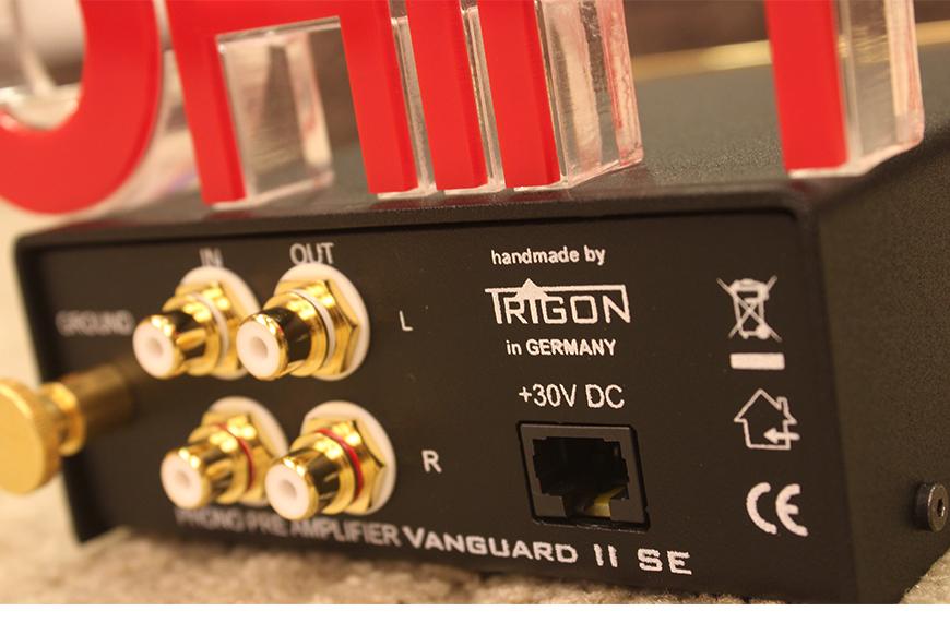 精工 Vanguard SE,Trigon Vanguard SE,精工唱放