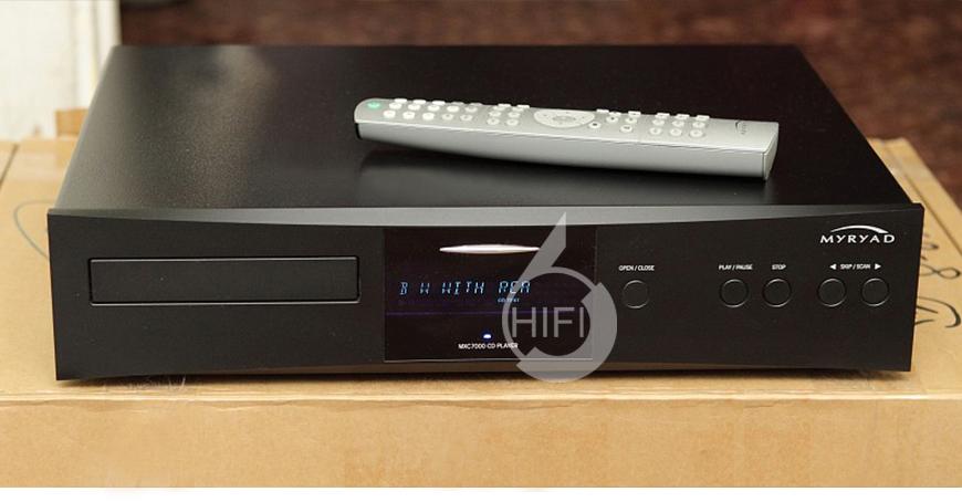 美丽安MXC 7000i,Myryad MXC 7000i,美丽安CD机