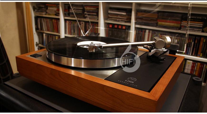 莲Klimax LP12,Linn Klimax LP12,莲黑胶唱盘