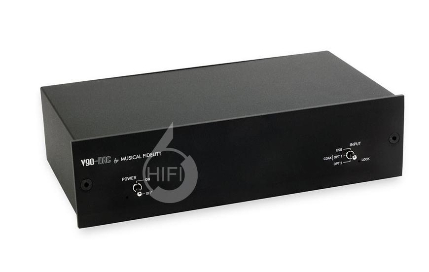 音乐传真 V90-DAC,Musical Fidelity V90-DAC,音乐传真音频解码器