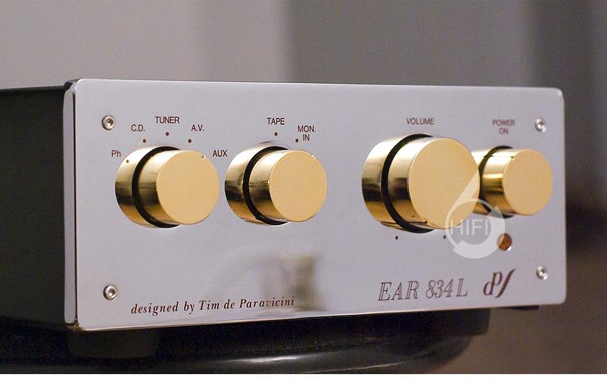 EAR 834L,EAR真空管前级,EAR功放