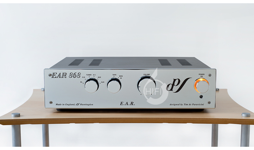 EAR 868PL,EAR真空管前级,EAR功放