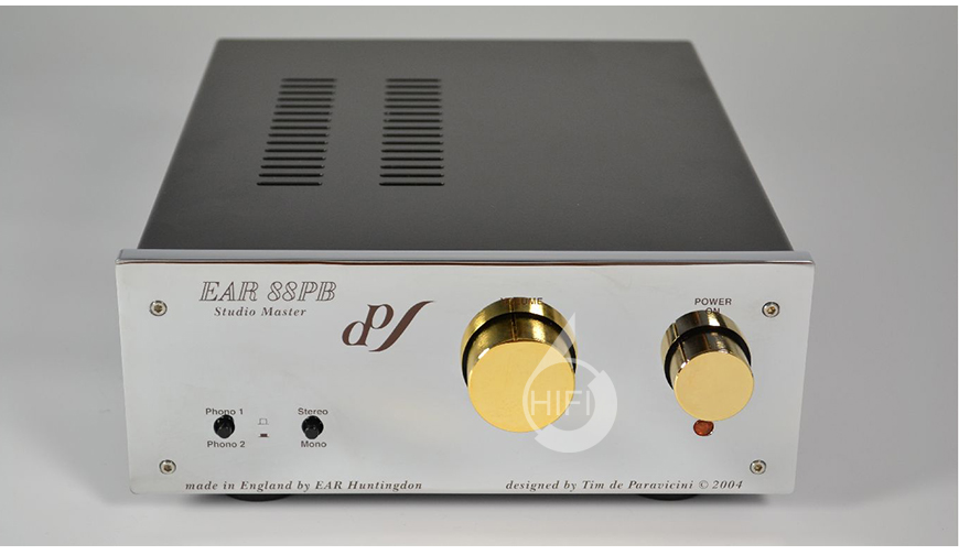 EAR 88PB,EAR唱放,EAR真空管唱头放大器