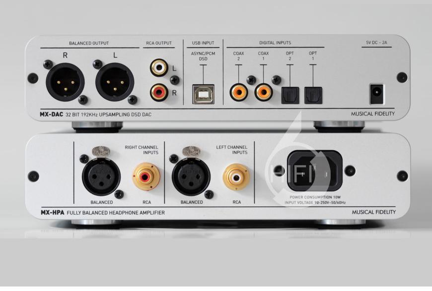 音乐传真 MX-HPA,Musical Fidelity MX-HPA,音乐传真耳放