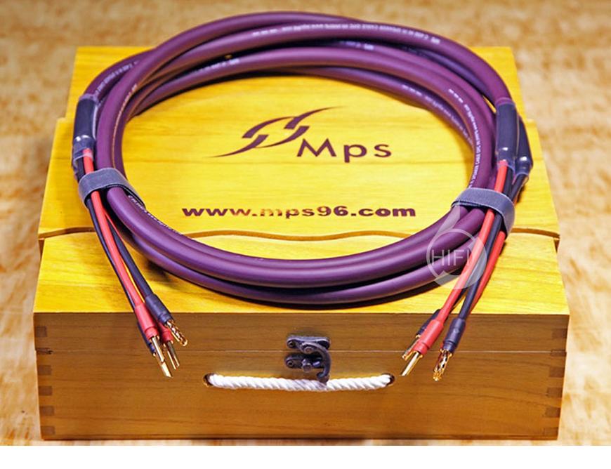 MPS C-400SP,MPS喇叭线,MPS HiFi音响线
