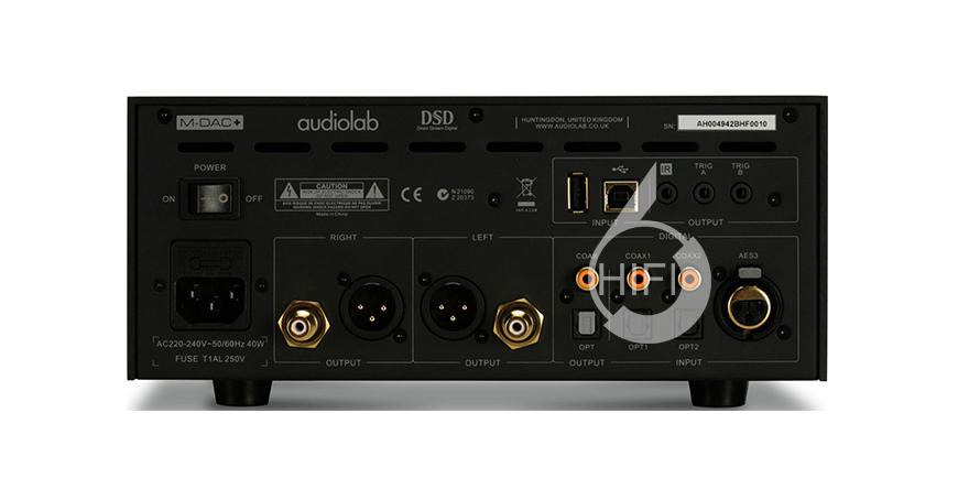傲立M-DAC+,Audiolab M-DAC+,傲立解码器
