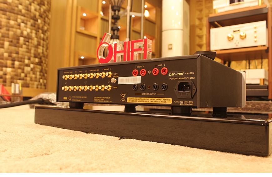 力宝声3010S2-D四代,Exposure AMP 3010S2-D,力宝声合并机