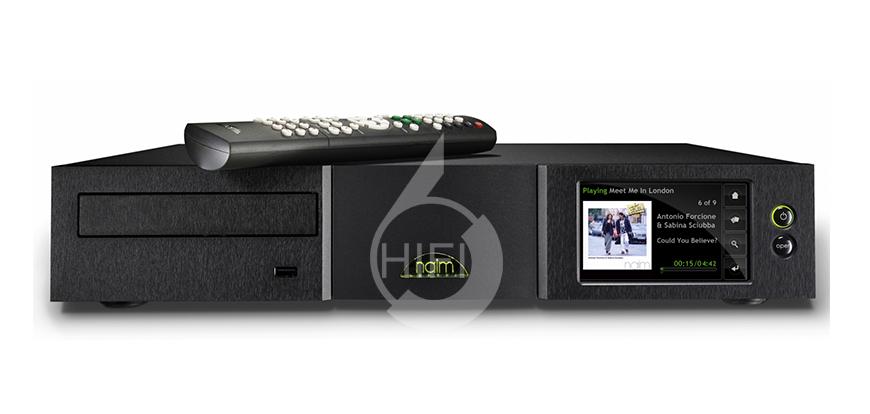 名HDX,Naim HDX,名数码播放器