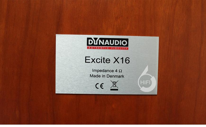 丹拿Excite X16,Dynaudio Excite X16,丹拿书架箱
