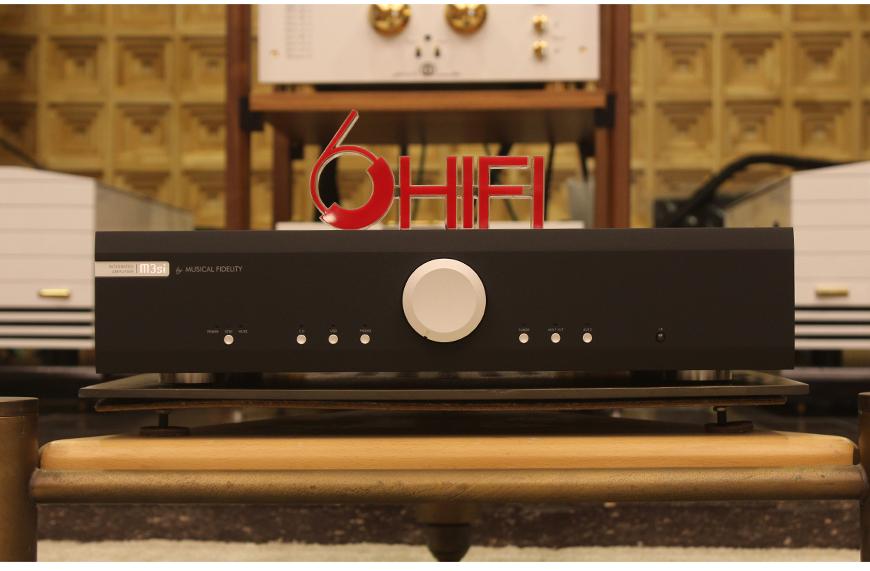 音乐传真M3Si,Musical Fidelity M3Si,音乐传真合并机