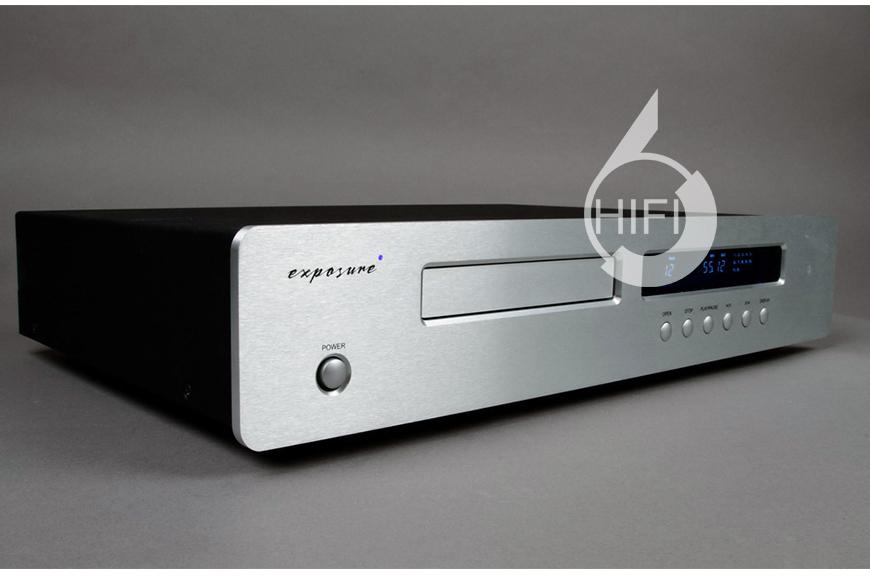 力宝声2010S2,Exposure 2010S2,力宝声CD播放机