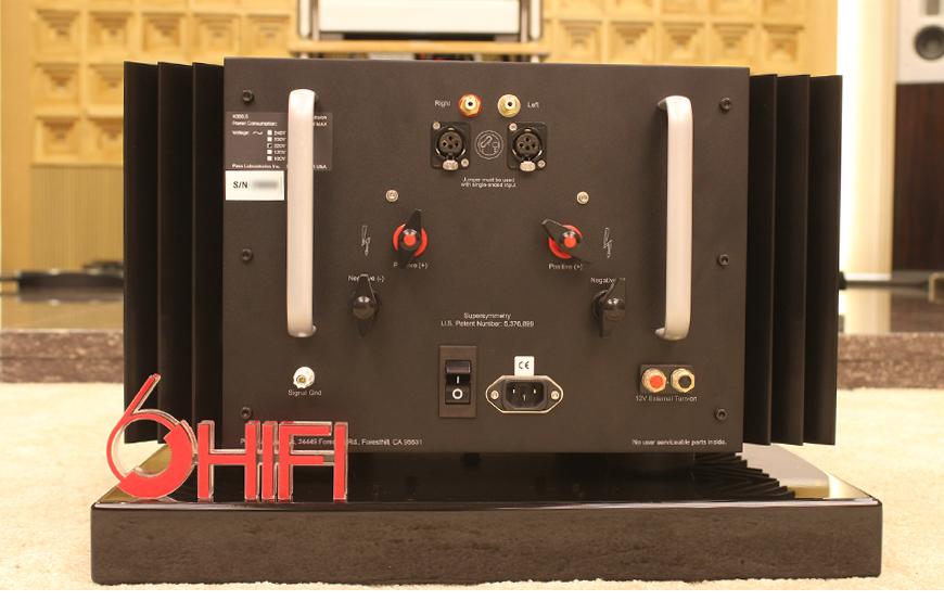 柏思X350.5,PASS LABS X350.5,柏思立体声后级