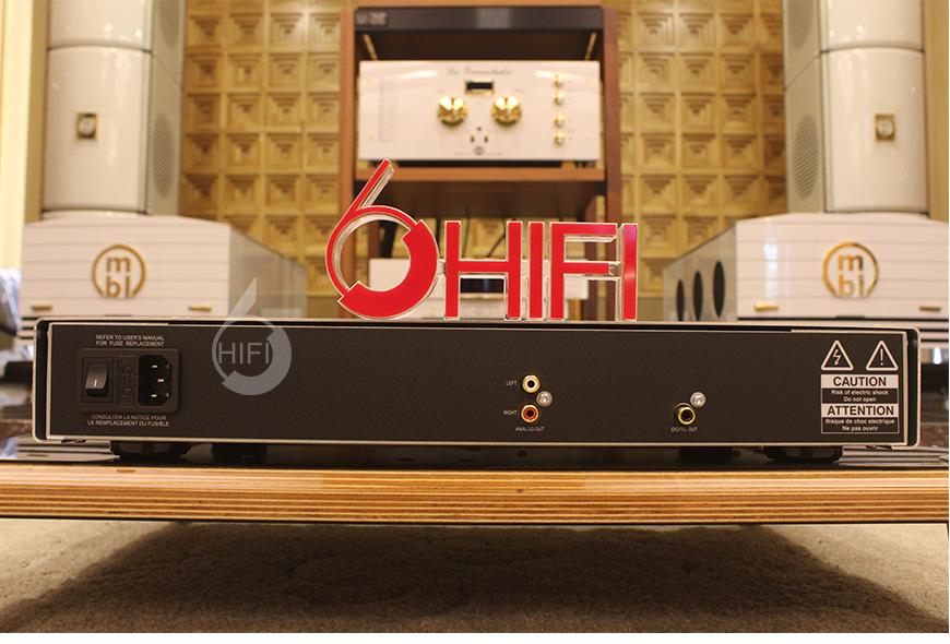 米格CD10,Micromega CD10,米格CD播放器