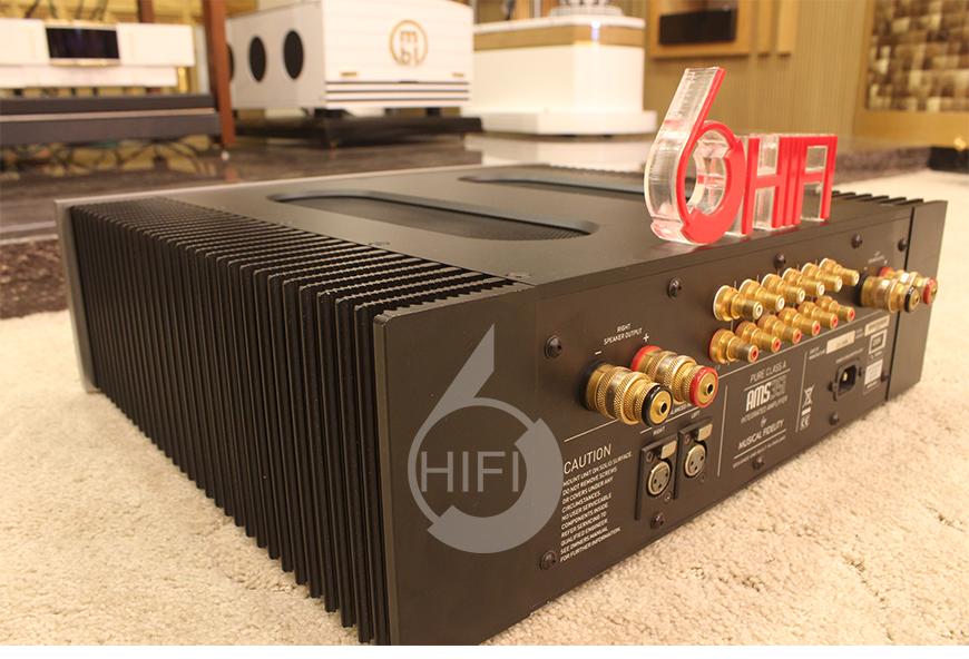 英国音乐传真 AMS 35i,音乐传真 Musical Fidelity AMS 35i合并机,音响发烧站,hifi论坛,hifi音响