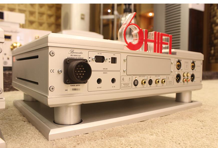 柏林之声 069,Burmester 069,柏林之声分体式旗舰CD机