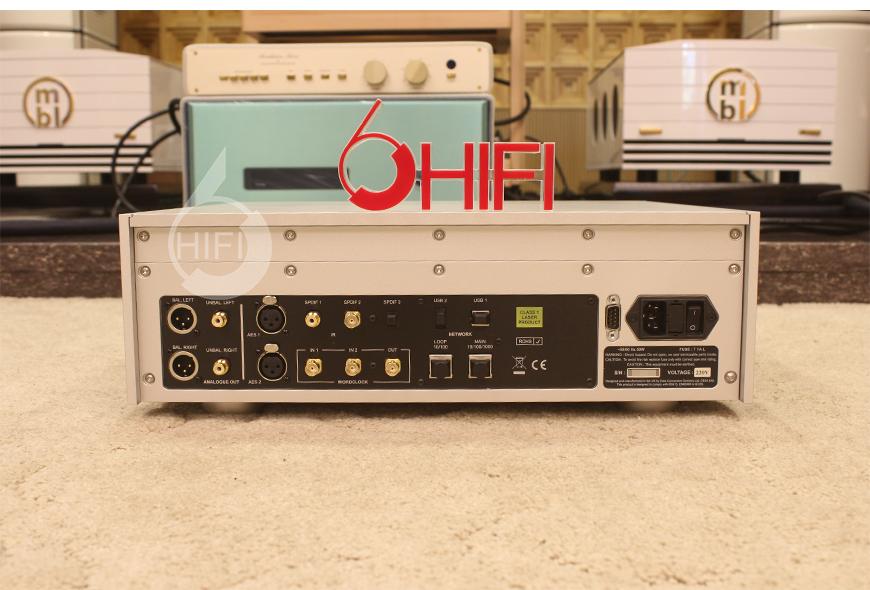 英国dCS,Rossini罗西尼,CD播放器,CD机