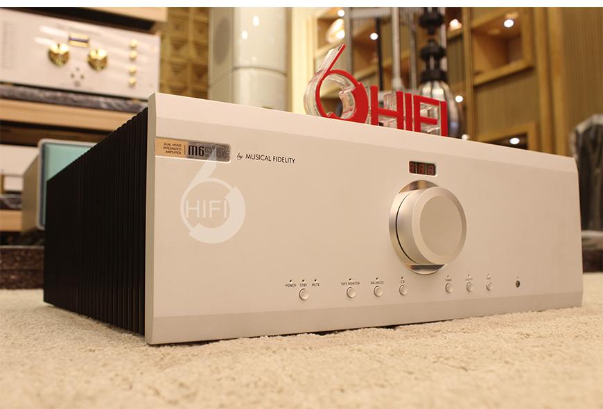 音乐传真 M6 500i,Musical Fidelity M6 500i,音乐传真合并机