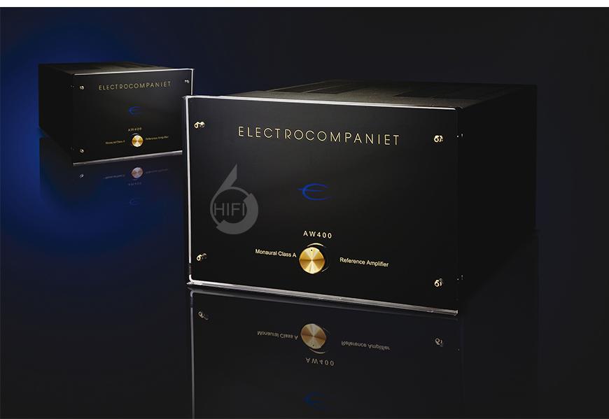 挪威音乐之旅Electrocompaniet,音乐之旅Electrocompaniet AW400 单声道后级