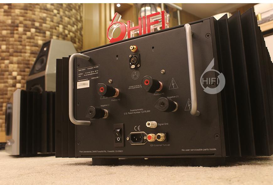美国柏思PASS LABS,柏思PASS LABS XA200.8 纯甲类单声道后级
