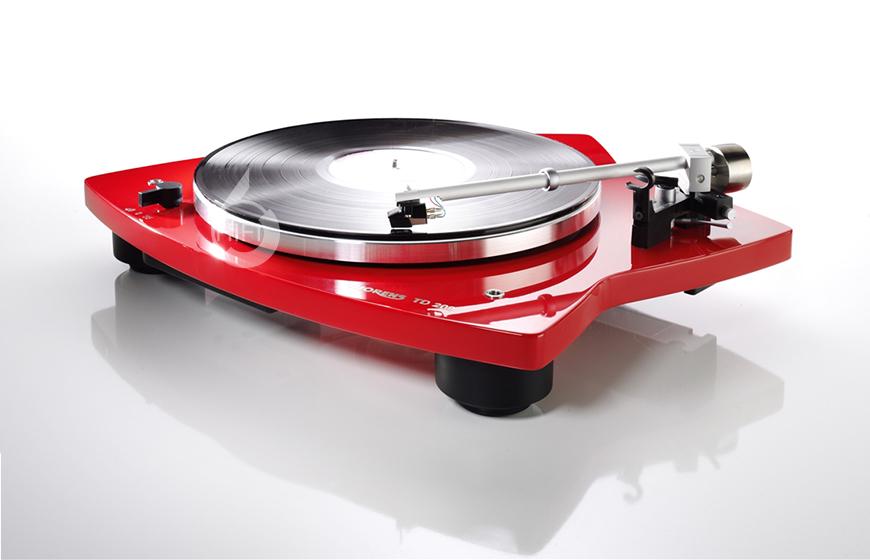 德国多能士Thorens TD209 黑胶唱机,多能士Thorens 黑胶唱盘