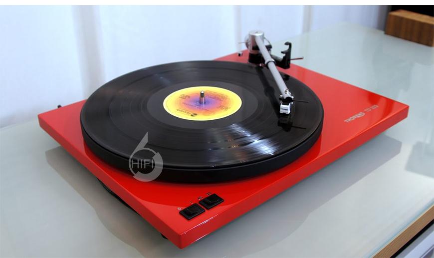 德国多能士Thorens TD203 黑胶唱机,多能士Thorens 黑胶唱盘