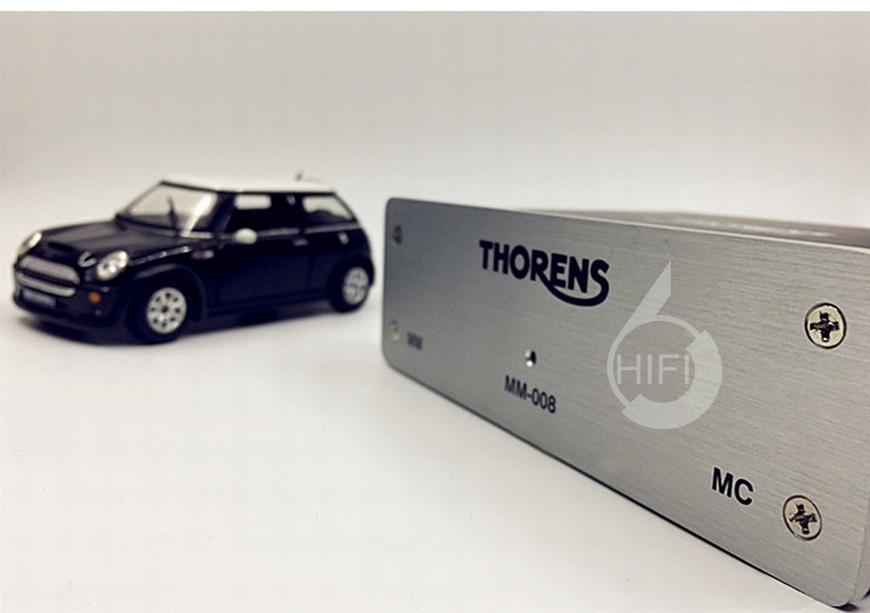 德国多能士Thorens MM 008 唱头放大器,多能士Thorens 黑胶唱放