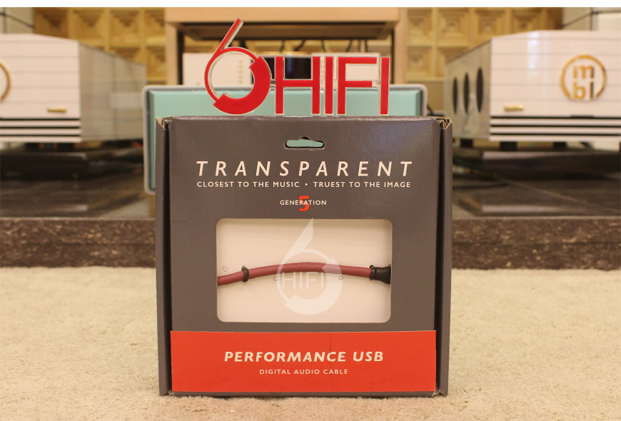 美国天仙配Transparent Performance USB数码线,天仙配Transparent 信号线