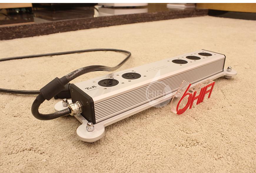 德国T+A BAR 2+3电源排插,德国T+A 电源滤波器,音响电源插座
