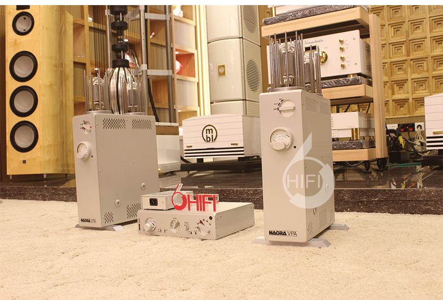瑞士南瓜Nagra 爵士JAZZ 纯甲类电子管前级,瑞士南瓜Nagra VPA845 纯甲类电子管单声道后级