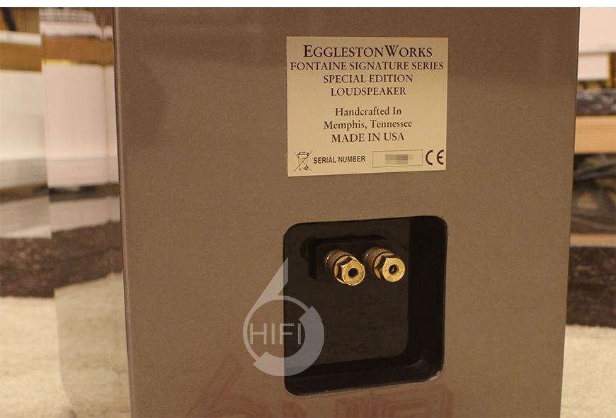 美国艾格斯顿EgglestonWorks The Fontaine Signature SE 方婷签名SE版落地箱,美国艾格斯顿EgglestonWorks 音箱