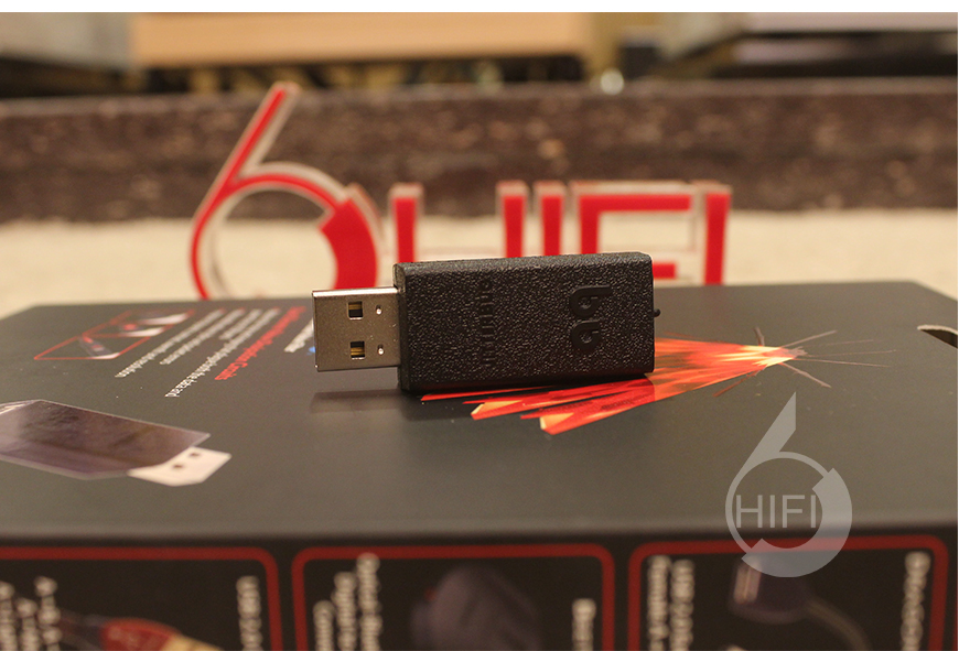 美国AQ 线圣AudioQuest JitterBug USB 数字信号优化器,美国AQ 线圣AudioQuest 噪音过滤器